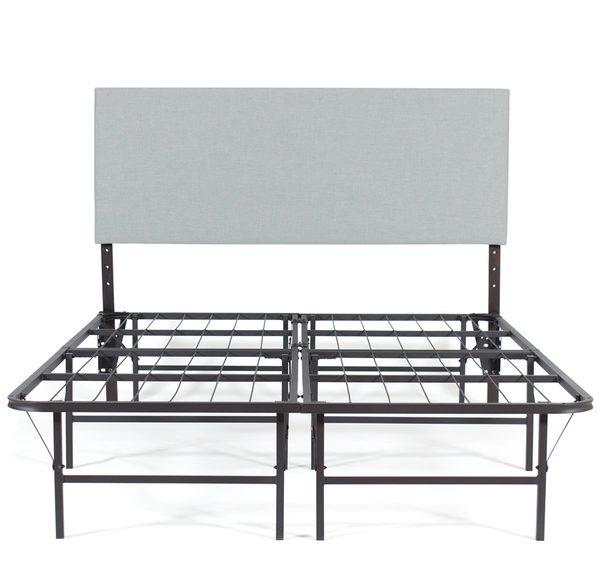 PragmaBed Collapsible Bed Frames Linebacker Mattress